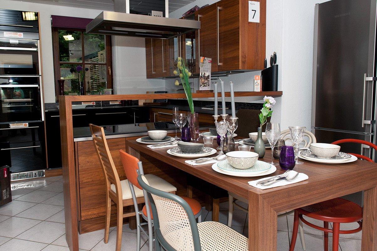 Küchenausstellung von Küchenstudio Hämmerle