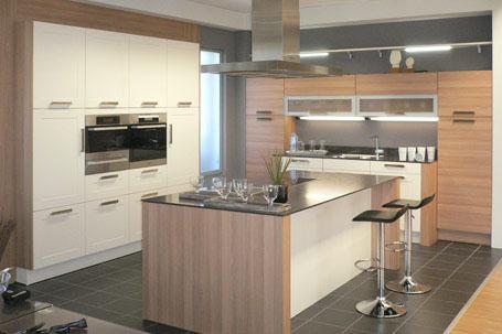 Mattlack oberflächen in der küche mit mattlack lackierte küchenfront
